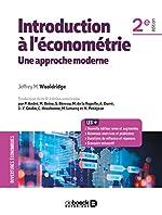 Introduction à l'économétrie - Une approche moderne de Jeffrey Wooldridge