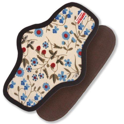 Sckoon Organic Cotton Cloth Menstrual pad (Day, Gardenia)