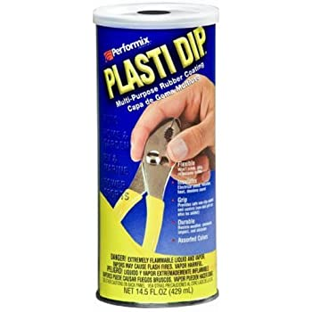 Plasti Dip 14.5 oz. Yellow 11602-6