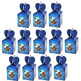 Spiderman Cajas de Fiesta Cumpleaños 18 Piezas Cajas para Chuches Spider Man Bolsas de Cumpleaños Regalo Cajas Niños para Navidad Bodas Fiesta Temáticas