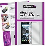dipos I 6X Schutzfolie klar kompatibel mit Doogee Y6C Folie Bildschirmschutzfolie