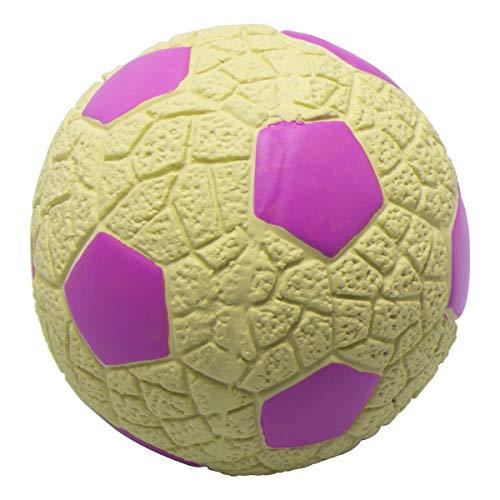 Petper Cw-0046EU - Juguete con sonido de pelota de látex para perros, juguete interactivo para jugar y entrenar