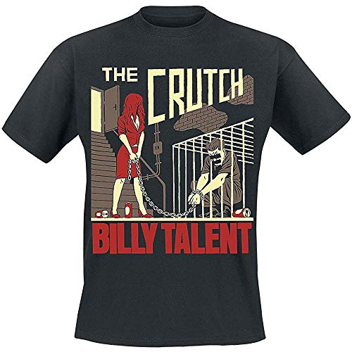 Billy Talent The Crutch T-Shirt Black