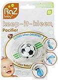 RaZbaby Keep-It-Kleen - Ciuccio con chiusura automatica
