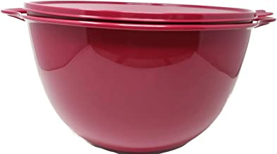 Mixing Bowl Jumbo 59 cup thatsa in wine red merlot color