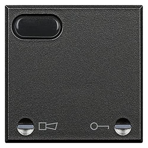 Receptor para la inserción y la desinserción del sistema mediante el mando a distancia - Bticino Legrand HS4604
