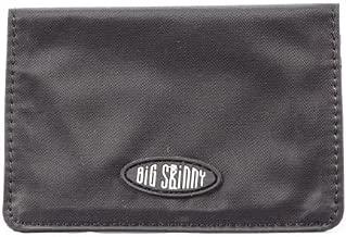 Big Skinny Card Case Slim Wallet, Holds Up to 16 Cards