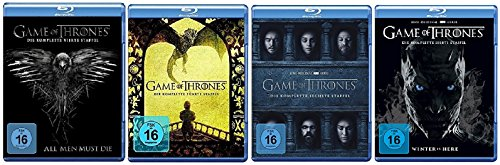 Game of Thrones - Staffel 4-7 [Blu-ray]