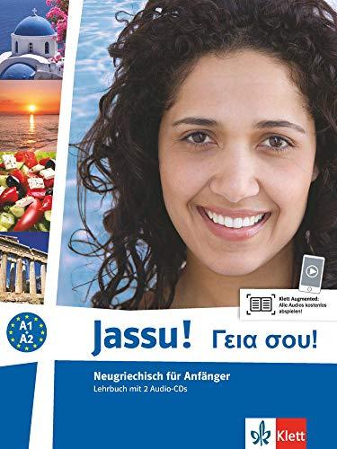 Jassu! (A1-A2): Neugriechisch für Anfänger. Lehrbuch + 2 Audio-CDs (Jassu!: Neugriechisch für Anfänger)