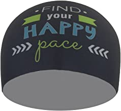 "Bondi Band Find Your Happy Pace Moisture Wicking 4"" Headband"