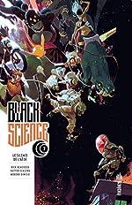 Black Science, Tome 7 - Le silence de l'Aède de Matteo Scalera