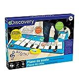 Discovery Suelo, Teclado, Instrumentos Musicales Infantiles, Piano eléctrico, Color Blanco (6000182)...