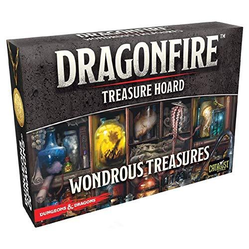 Catalyst Game Labs CAT16050 Dragonfire: Wonderous Treasures