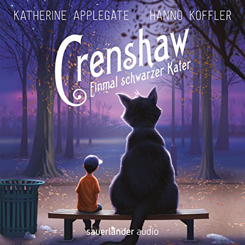 Crenshaw: Einmal schwarzer Kater                   By:                                                                                                                                 Katherine Applegate                               Narrated by:                                                                                                                                 Hanno Koffler                      Length: 2 hrs and 31 mins     2 ratings     Overall 1.0