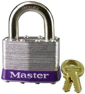 Master Lock 5D Laminated Pin Tumbler Padlock, 2-inch