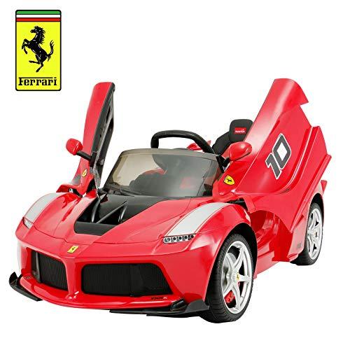 Uenjoy 12V Ferrari FXX K Kids...