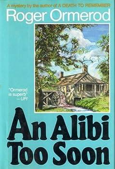 An alibi too soon - Book #3 of the Richard Patton