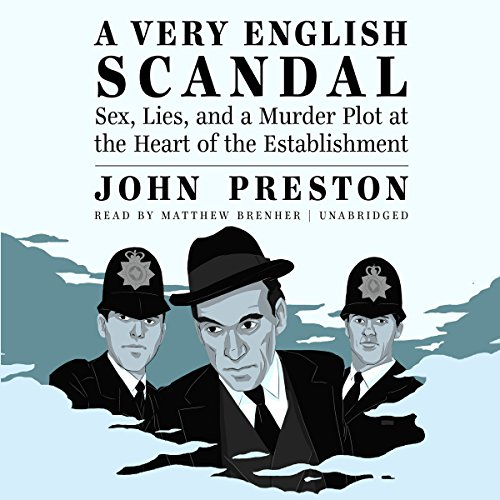 A Very English Scandal audiobook cover art