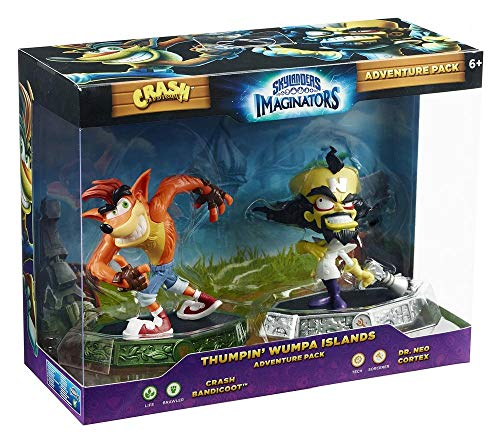 Skylanders Imag. Fig Adventure P. Crash Skylanders Imaginators