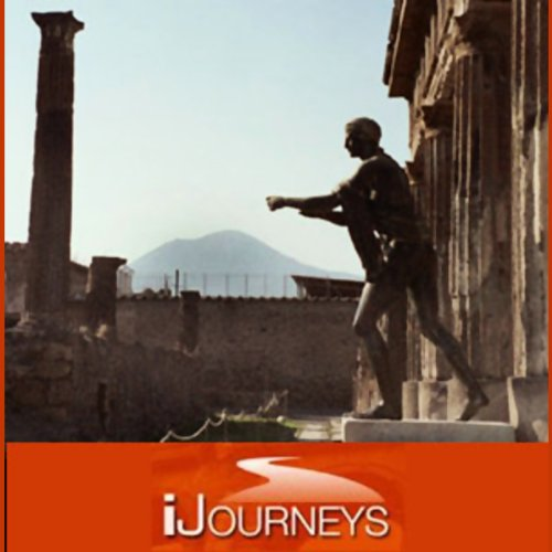 iJourneys Pompeii audiobook cover art