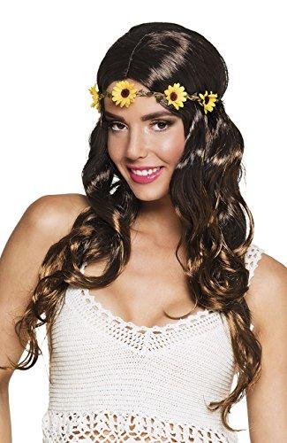 Boland 85826 Perücke Joy mit Haarband, womens, One Size