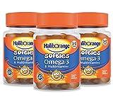 Haliborange Softies Omega-3 Multivitamin, 90 each
