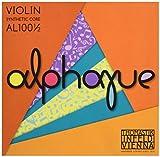 """Thomastik Cuerdas para violín ALPHAYUE alma en nylon, juego 1/2, escala 283mm / 11.1"""""""