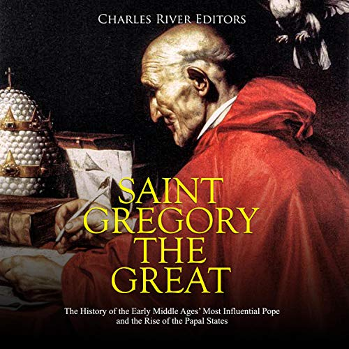 Saint Gregory the Great  By  cover art