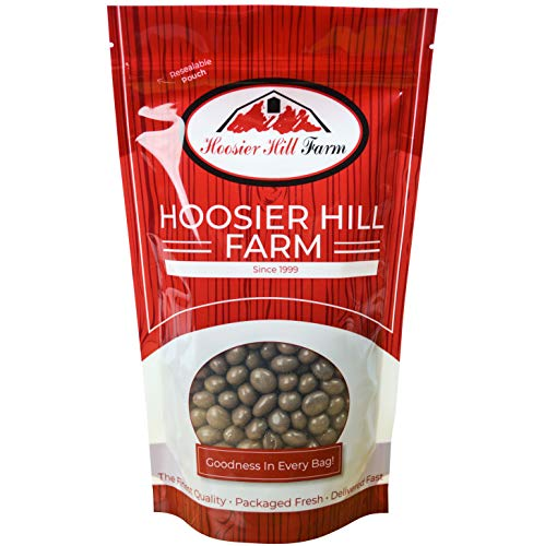 Gourmet Milk Chocolate covered Espresso Beans, Hoosier Hill Farm (5 lb Bag)