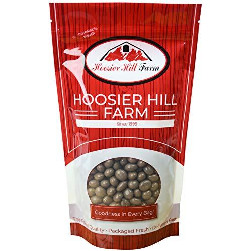 Hoosier Hill Farm Gourmet Milk Chocolate Covered Espresso Beans, 5 Pound