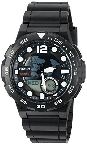 Reloj Casio Digital 3D esfera para Hombres 50mm