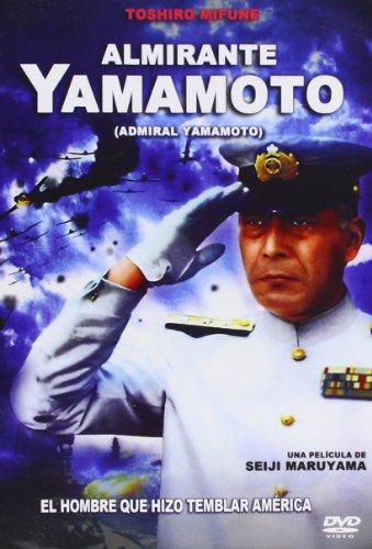 Almirante Yamamoto [DVD]