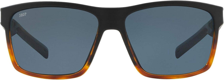Costa Del Mar Men's Slack Tide Rectangular Sunglasses
