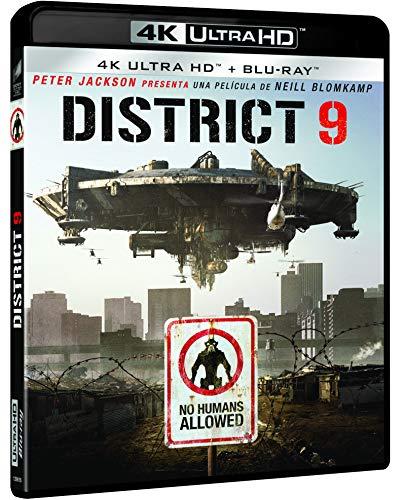 District 9 (4K UHD + BD) [Blu-ray]