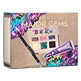 Urban Decay Stoned Vibes Major Gems Makeup Gift Set - Includes Stoned Vibes Mini Eyeshadow Palette, 24/7 Glide-On Eye Pencil (Zero) & Full-Size Original Eyeshadow Primer Potion