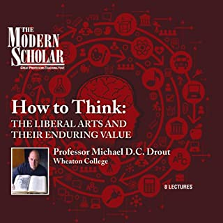 Modern Scholar: How to Think audiobook cover art