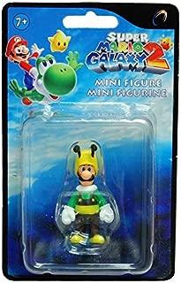 Nintendo Super Mario Galaxy 2 Wave 1 2 inch Bee Luigi Mini Figure