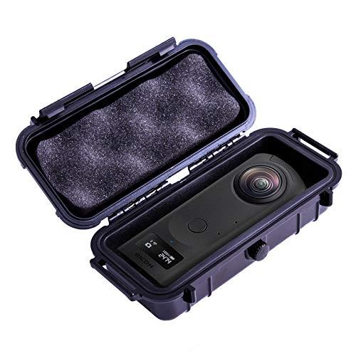 Casematix 7 inch Waterproof 360 Action Camera Case