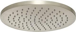 Speakman S-2762-BN Neo Round Rain Shower Head, Brushed Nickel