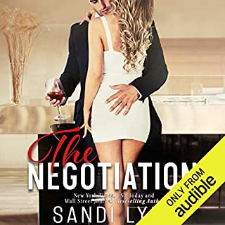 The Negotiation                   By:                                                                                                                                 Sandi Lynn                               Narrated by:                                                                                                                                 Veronica Worthington,                                                                                        Tyler Donne                      Length: 6 hrs and 29 mins     5 ratings     Overall 4.8