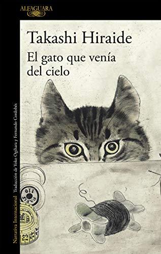 El gato que venía del cielo (Literaturas)