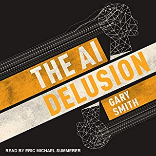 The AI Delusion cover art