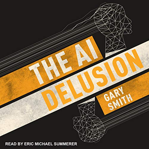 The AI Delusion  By  cover art