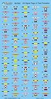 1/700 日本海軍 信号旗(所属)
