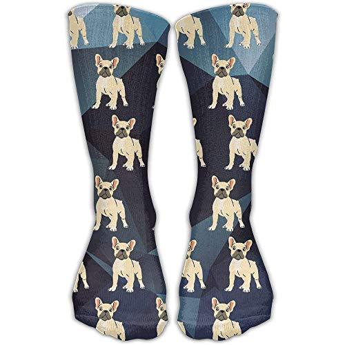 Daisylove French Bulldog - Calcetines de Vestir Unisex para Zapatos de tamaño 6...