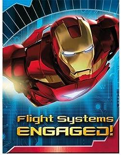 Iron Man 2 Invitations