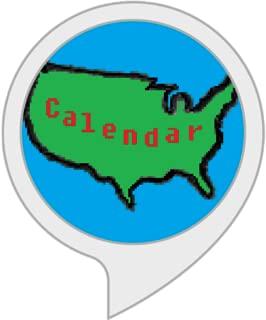 National Calendar Briefing