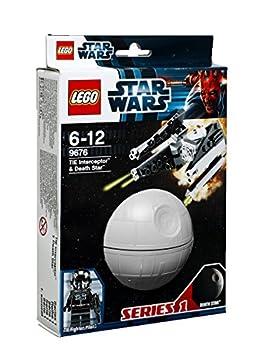 LEGO Star Wars TIE Interceptor & Death Star