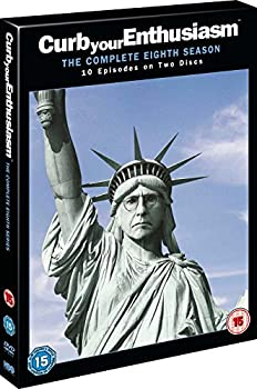 Curb Your Enthusiasm - Complete HBO Season 8 [DVD] [2012]