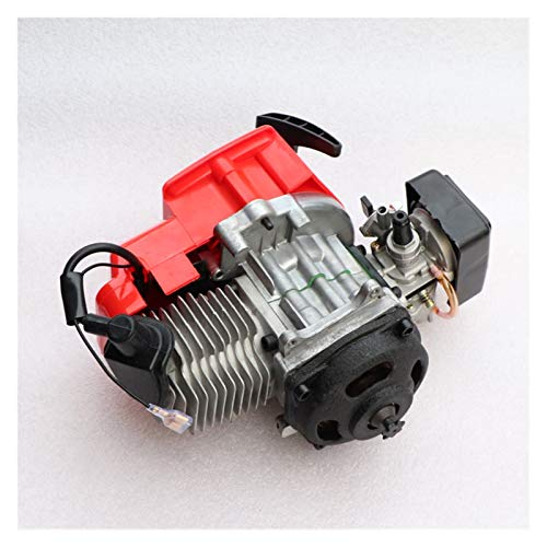 43cc 47cc 49cc 2 motor de carrera para motor Mini Quad Rocket Bike Bike Motocicleta (Color : A)